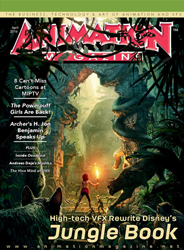 Animation Magazine App
